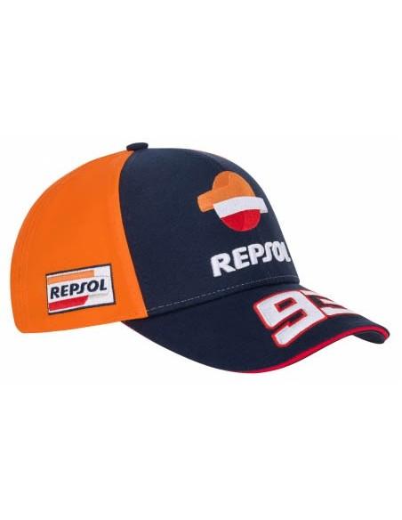 Gorra Marquez 93 Repsol Dual 2020
