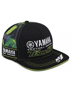 Gorra Yamaha Tech3 Racing Flat