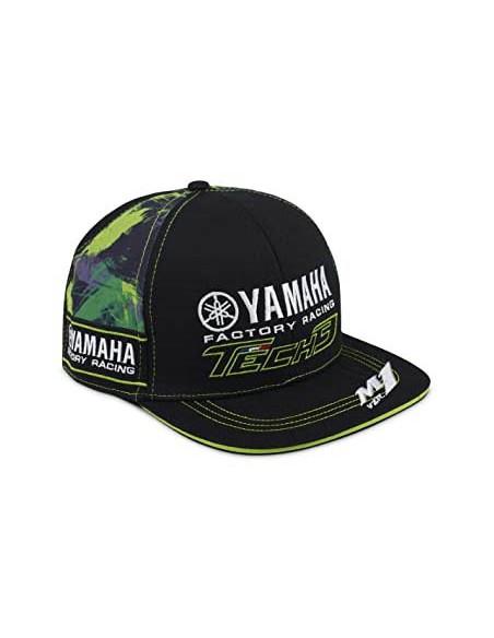 Gorra Yamaha Tech3 Racing Flat