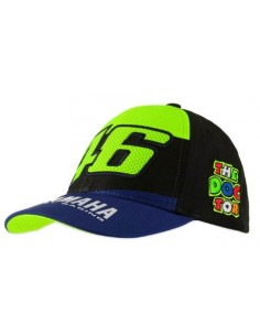 Gorra Rossi 46 Kid Yamaha Racing Team 2020