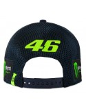 Gorra Rossi 46 Replica Monster Energy Trucker 2020