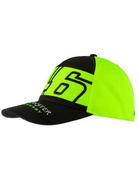 Gorra Rossi 46 Dual Monster Energy 2020