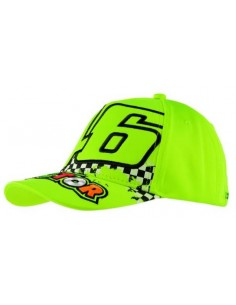Gorra Rossi 46 Kid The Doctor 2020