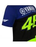 Camiseta Rossi 46 Yamaha Racing Team 2020
