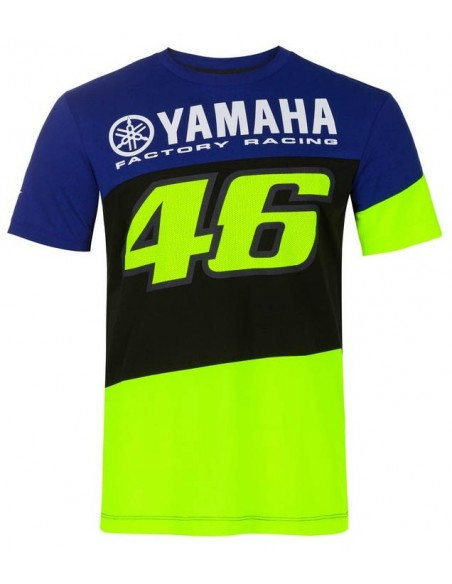 Camiseta Rossi 46 Yamaha Racing Team 2020