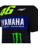 Camiseta Rossi 46 Yamaha Monster Power Line 2020