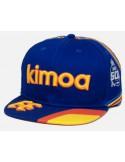 Gorra Kimoa Indy 500 Fernando Alonso Flat