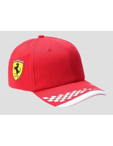 Gorra Scuderia Ferrari F1 Team 2020