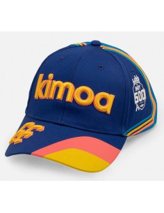 Gorra Kimoa Indy 500 Fernando Alonso
