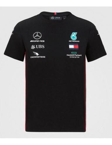 Camiseta Mercedes AMG Petronas F1 Kid Team 2020