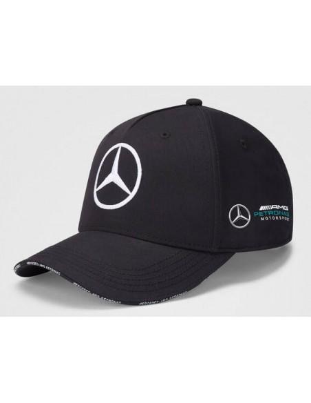 Gorra Mercedes AMG Petronas F1 Team 2020 Negro