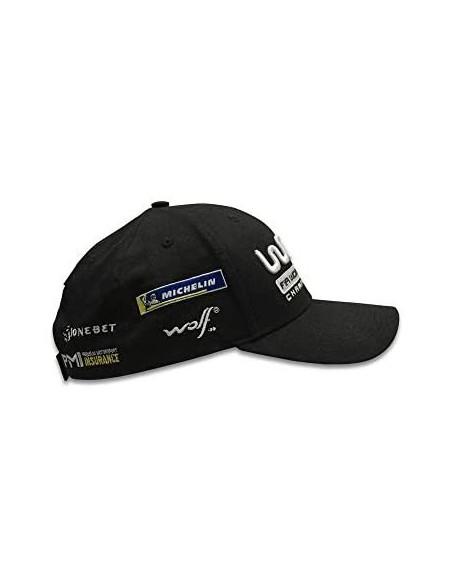 Gorra WRC Sponsor Logo