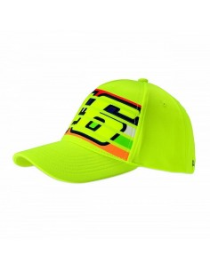 Gorra Rossi 46 Stripes Amarillo