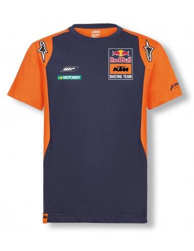 Camiseta Kid Red Bull KTM Racing Team