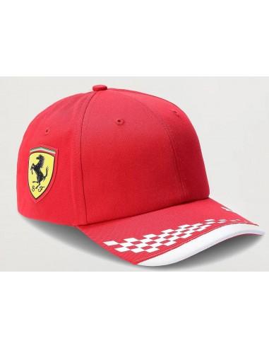 Gorra Kid Scuderia Ferrari F1 Team 2021