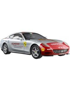 Hotwheels Ferrari 612 Scaglietti China Plata