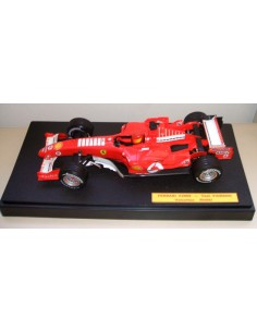 Hotwheels Ferrari F2005 V. Rossi Test Fiorano