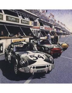 1965 Le Mans Spitfires