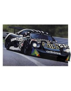 Litografia Le Mans Lister - Gavin Macleod