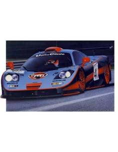 Litografia Le Mans McLaren - Gavin Macleod