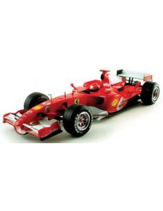 Hotwheels Ferrari F248 F1 M. Schumacher GP Canada 2006