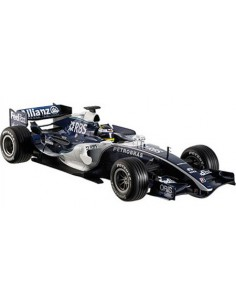 Hotwheels Williams BMW FW27 N. Rosberg 2006