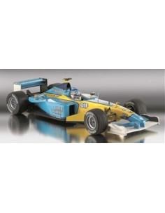 Revell Renault R202 V10 F1 J. Button 15