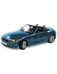 Ricko BMW Z4 Cabrio Azul Metalico