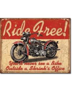 Placa Ride Free