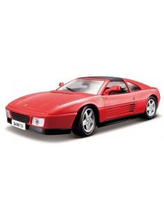 Bburago Ferrari 348 TS Rojo