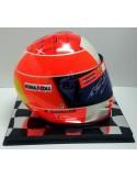 Replica Casco Bell Michael Schumacher