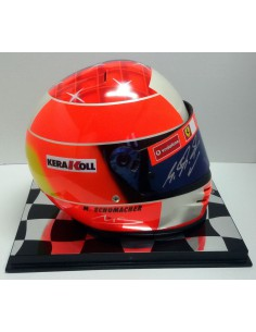 Replica Casco Bell Michael Schumacher