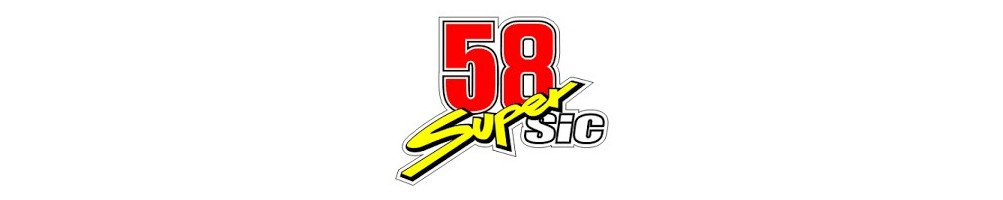 Marco Simoncelli 58