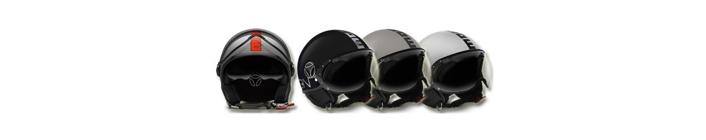 Casco Momo Design Fighter EVO