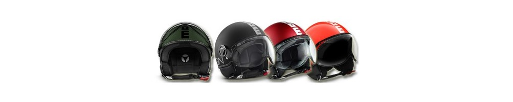 Casco Momo Design Fighter Classic