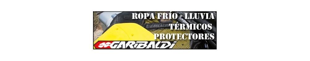 Ropa Frío y Lluvia - Térmicos - Protectores