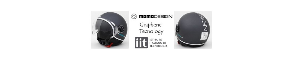 Casco Momo Design Graphene
