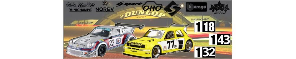 Modelos a Escala - Le Mans - Daytona - WEC - DTM - Resistencia - GT