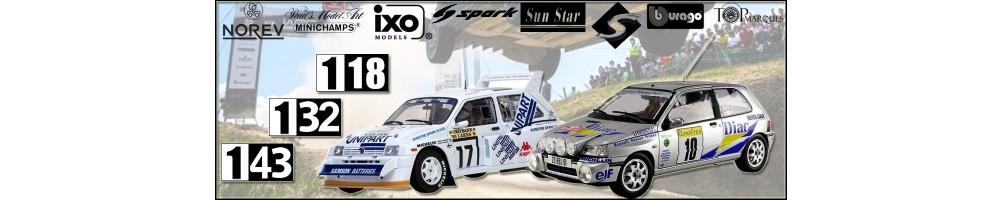 Modelos a Escala - WRC - Rallys - Dakar